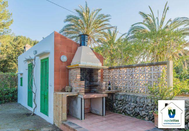 Ferienhaus in Alcudia - MORER VERMELL ref. ALC17