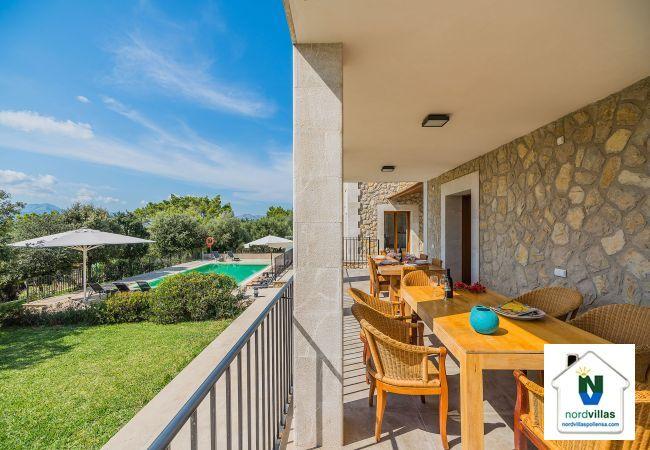 Villa in Alcudia - VILLA SALOU ref. ALC21