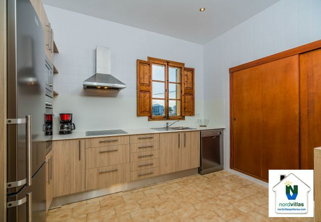 Huis in Alcudia - MORER VERMELL ref. ALC17