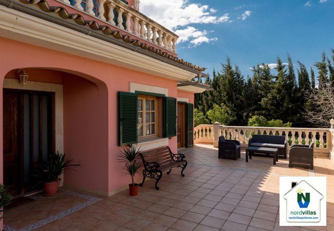 Villa en Biniali - LLUNA PLENA ref. BIN69