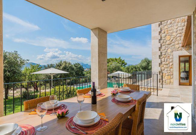 Villa en Alcúdia - VILLA SALOU ref. ALC21