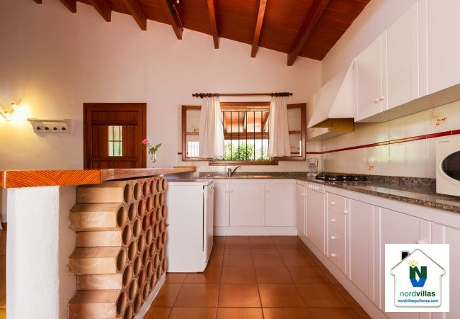 Country house in Pollensa / Pollença - CREVER ref. VP81