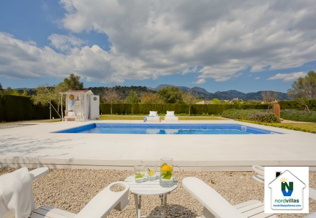 Villa in Selva - Casa Blanca