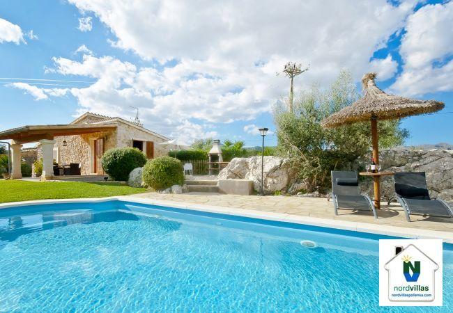 Pool Villa Can Xavi in Alcúdia