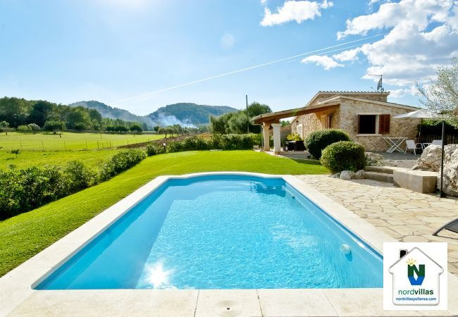 Country house in Alcúdia - Finca Can Xavi