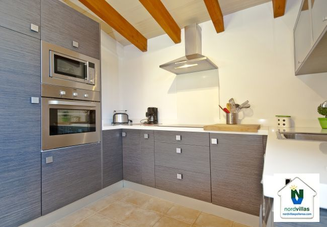 Equipped kitchen for your stay