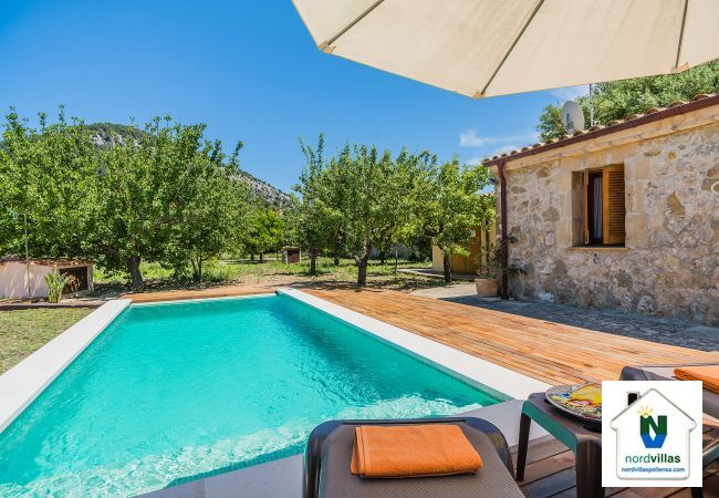 Country house in Pollensa / Pollença - LLOBERINA ref. VP59