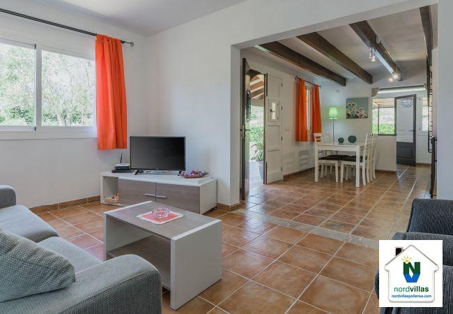 Villa in Pollensa / Pollença - LA RAFAL  ref. VP26