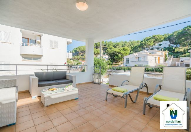 Apartment in Cala San Vicente - BON DIA ref. CS17
