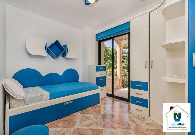 Villa in Alcudia - VILLA GINESTA  Ref: ALC25